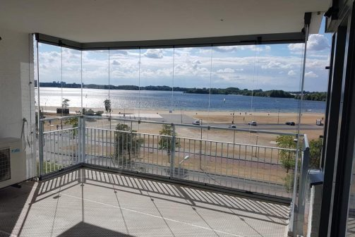 Balkonbeglazing, terrasbeglazing, glassystemen, glazen balkonschermen Fit in Glas Balkonbeglazing, terrasbeglazing, glassystemen, glazen balkonschermen Fit in Glas Roosendaal